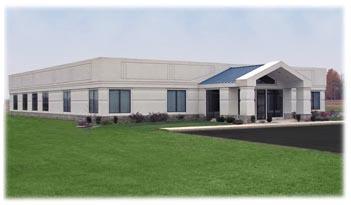Johnson Precision Mold - Building